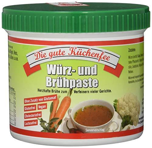 Die gute Küchenfee Würz und Brühpaste (1 x 500 ml)