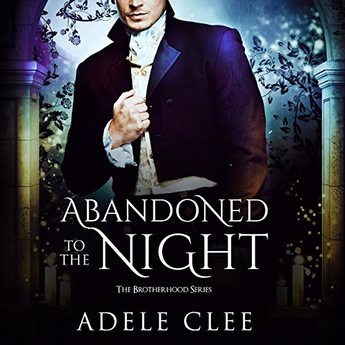 Abandoned to the Night audiobook cover art