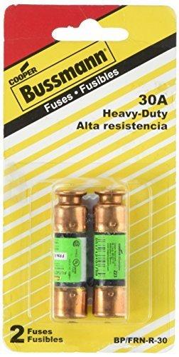 Bussmann BP FRN-R-30 30 Amp Element Special Campaign List price Cur Dual Time-Delay Fusetron
