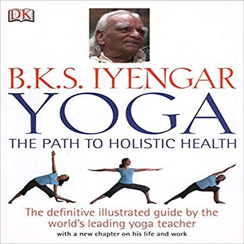 B.K.S. Iyengar Yoga cover art