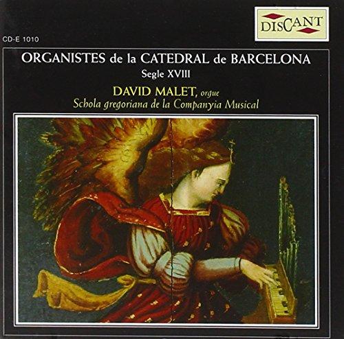 Organistas De La Catedral De Barcelona