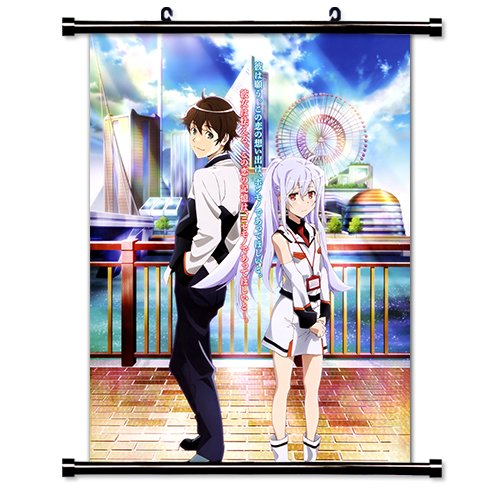Plastic Memories Anime Fabric Wall Scroll Poster (32x41) Inches