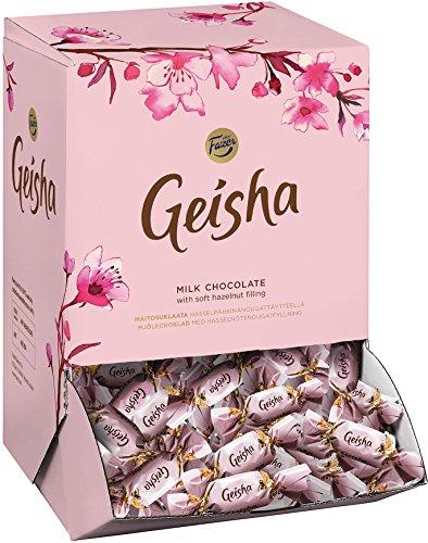 Fazer Geisha - gefüllte Milchschokolade 3,0 kg