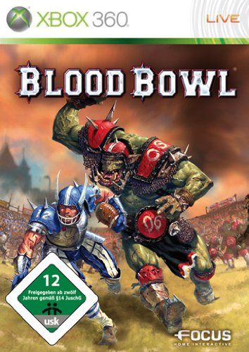 Blood Bowl [Importación alemana]