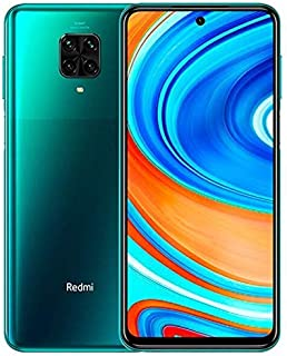 Xiaomi Redmi Note 9 Pro Smartphone, Dual SIM, 64GB, 6GB RAM - Tropical Green