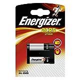 ENERGIZER-Lote de 3 Blisters de 1 pila de litio 2CR5 6 V