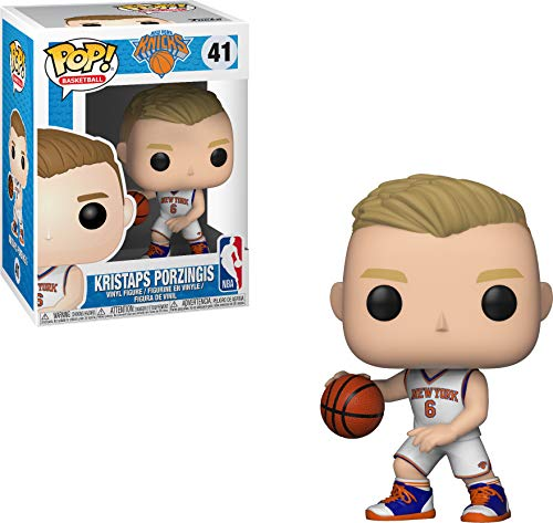 NBA: Knicks - Pop Kristaps Porzingis