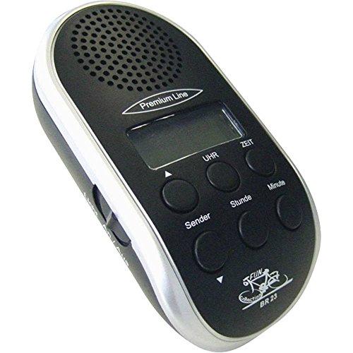 ML Solution Fahrrad Radio BR 23 LED,UKW,