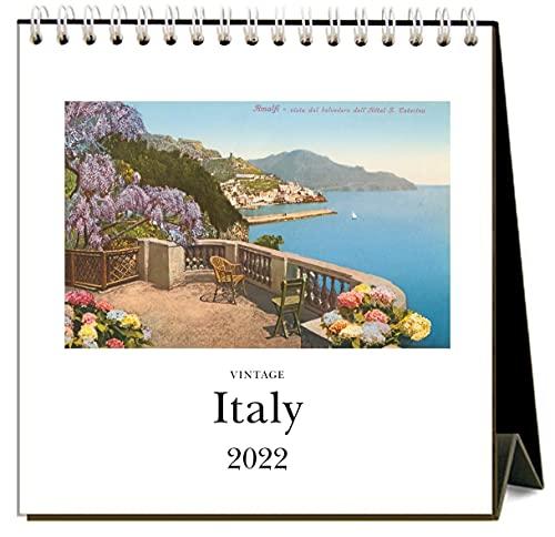 Italy - 2022 Desk Calendar