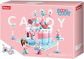 Food court-Candy House(328pcs)