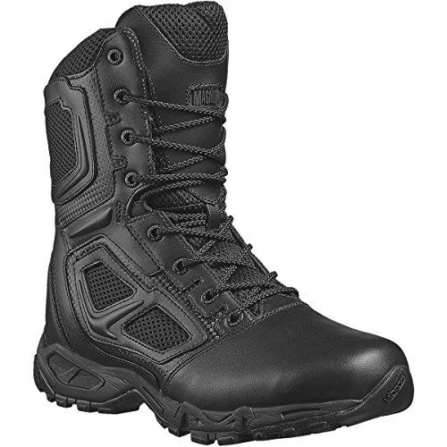 Mil-Tec Hombres Bota Táctica Zipper Boots Urban Grey