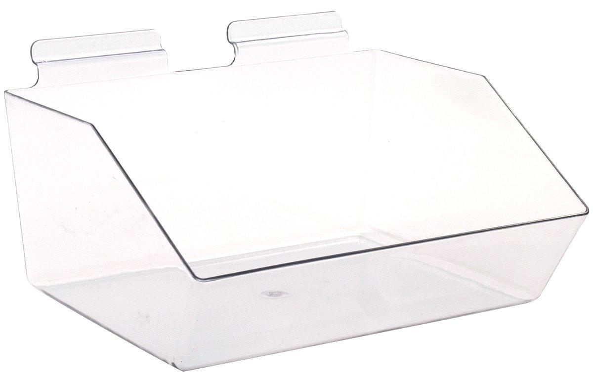 KC Store Fixtures A02107 Slatwall Acrylic Branded goods 12