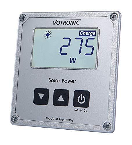 Votronic LCD-Solar-Computer S für MPP- und SR- Serie