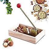 2021 New Nutcracker Nut Tongs,Peeling Machine Kitchen Tools Heavy Duty Pecan Nut Cracker Opener Tool For Walnuts Chestnuts Pecans Hazelnuts Almonds & More Best Service