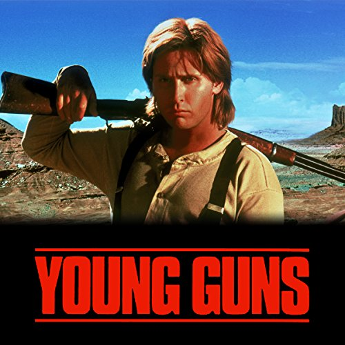Young Guns audiobook cover art