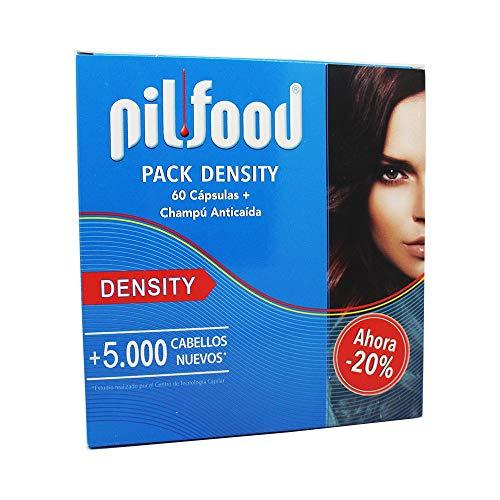 Pildood Pack density mujer 90cap + champú