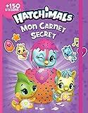 Mon carnet secret Hatchimals: + 150 stickers !
