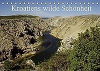 Kroatiens wilde Schoenheit (Tischkalender 2022 DIN A5 quer): Die legendaeren Drehorte der Winnetou-Filme (Monatskalender, 14 Seiten )