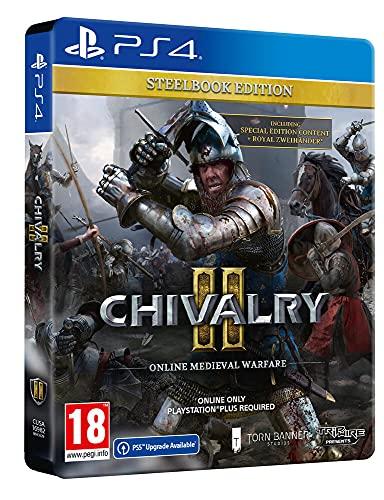 Chivalry 2 Steelbook Edition