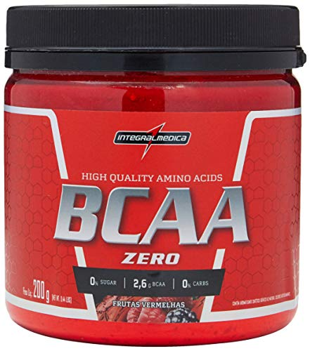 Bcaa Zero Powder (200G), Integralmédica