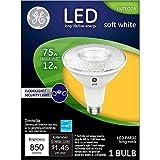 GE Lighting 245811 Flood/Security Light Bulb, Soft White