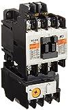 富士電機 標準形電磁開閉器 ケースカバー無 SW-4-0-200V-3.7KW-AC200V-1A
