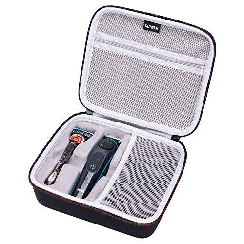 LTGEM EVA Hard Case für Braun BT3040 Ultimative Haarschneidemaschine/Bartschneider für Männer - Reise Aufbewahrungstasche