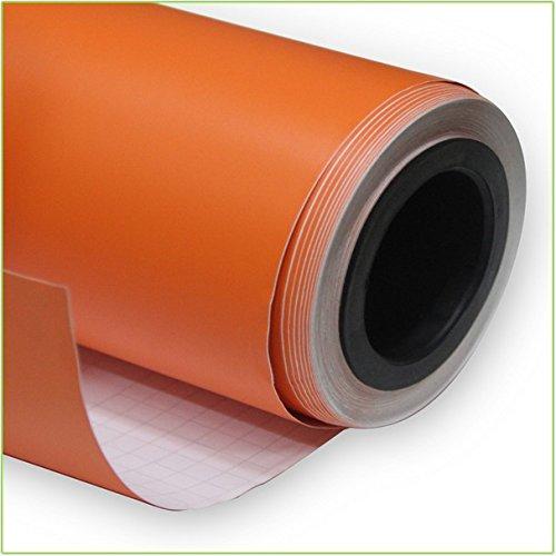 DiversityWrap CarWrappingFolie, 50x152cm, matt - orange