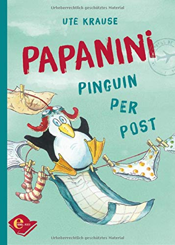 Papanini: Pinguin per Post