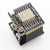 Die perfekte Lösung für Home-Automation und IoT-Anwendungen. Das ESP-12-Modul ist eines der umfassendsten der ESP-Familie, wie es Ihnen größten Menge Stifte zu verwenden. Sie können dieses Modul programmieren Stand-alone mit dem Arduino IDE oder mit ...