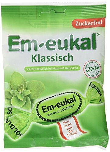 Em-eukal Klassisch zuckerfrei (1 x 75 g)
