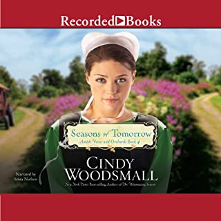 Seasons of Tomorrow audiobook cover art