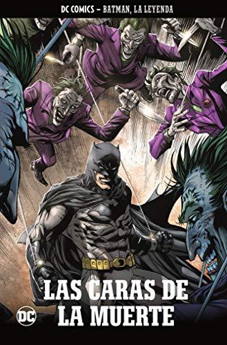 Batman, la leyenda núm. 06: Las caras de la muerte
