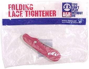 A&R Sports Folding Lace Tightener