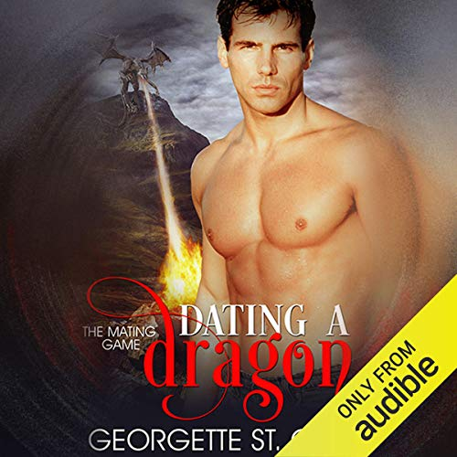 Dating a Dragon audiobook cover art