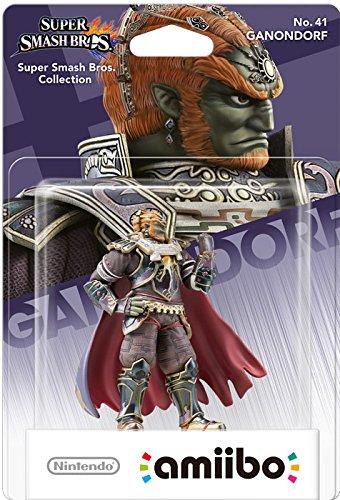 Nintendo - Figura Amiibo Smash Ganondorf