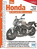 Honda NC 700 S und NC 700 X (ab Modelljahr 2012) (Reparaturanleitungen) -