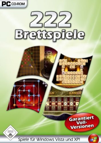 222 Brettspiele (PC)