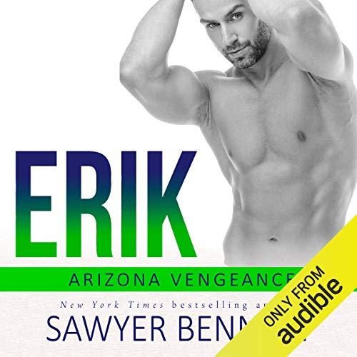 Erik audiobook cover art