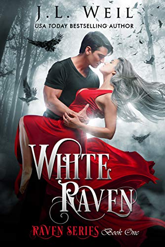Book Cover for White Raven