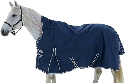 "Handlers Choice 1680D Ballistic Nylon Dupont Coated Armour-Tex Insulated Horse Turn Out Blanket/Rug, Medium/77""-80"""
