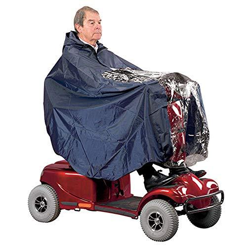 Regencape für Elektromobil