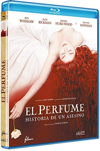 El perfume: historia de un asesino / Perfume: The Story of a Murderer (2006) ( El Perfume - Historia de un asesino ) ( Le Parfum - Histoire d'un meurtrier ) (Blu-Ray)