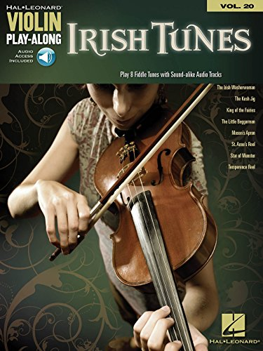 Irish Tunes - Violin Play-Along 20 - Violine Noten [Musiknoten]