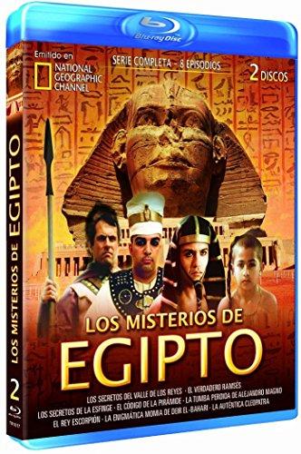 Los Misterios De Egipto - Colección Completa [Blu-ray]