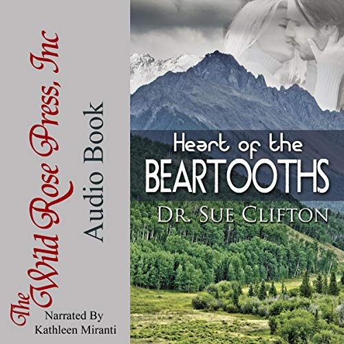 Heart of the Beartooths audiobook cover art