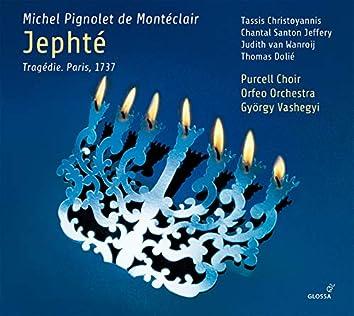 Montéclair: Jephté