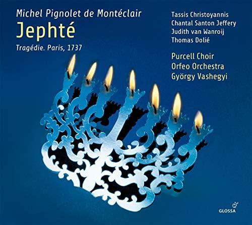 Chantal Santon Jeffery, Judith van Wanroij, Orfeo Orchestra, Tassis Christoyannis, Thomas Dolie feat. Gyorgy Vashegyi