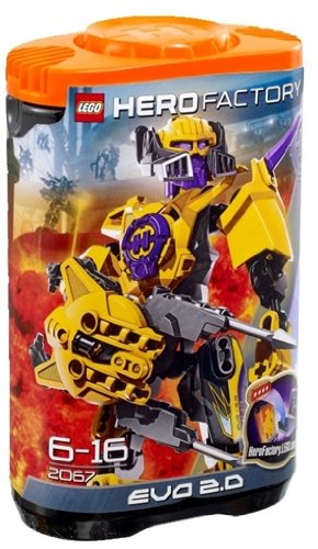 LEGO Hero Factory 2067 - Evo 2.0