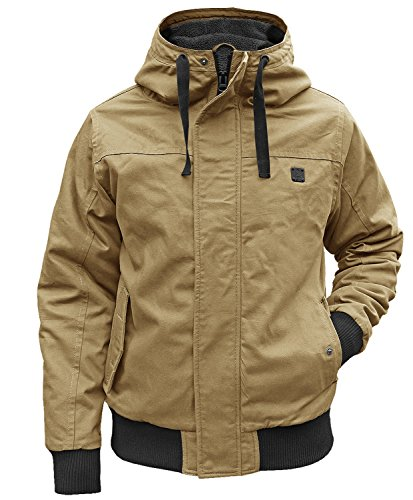 Brandit Winterjacke Grizzly Sand - XL